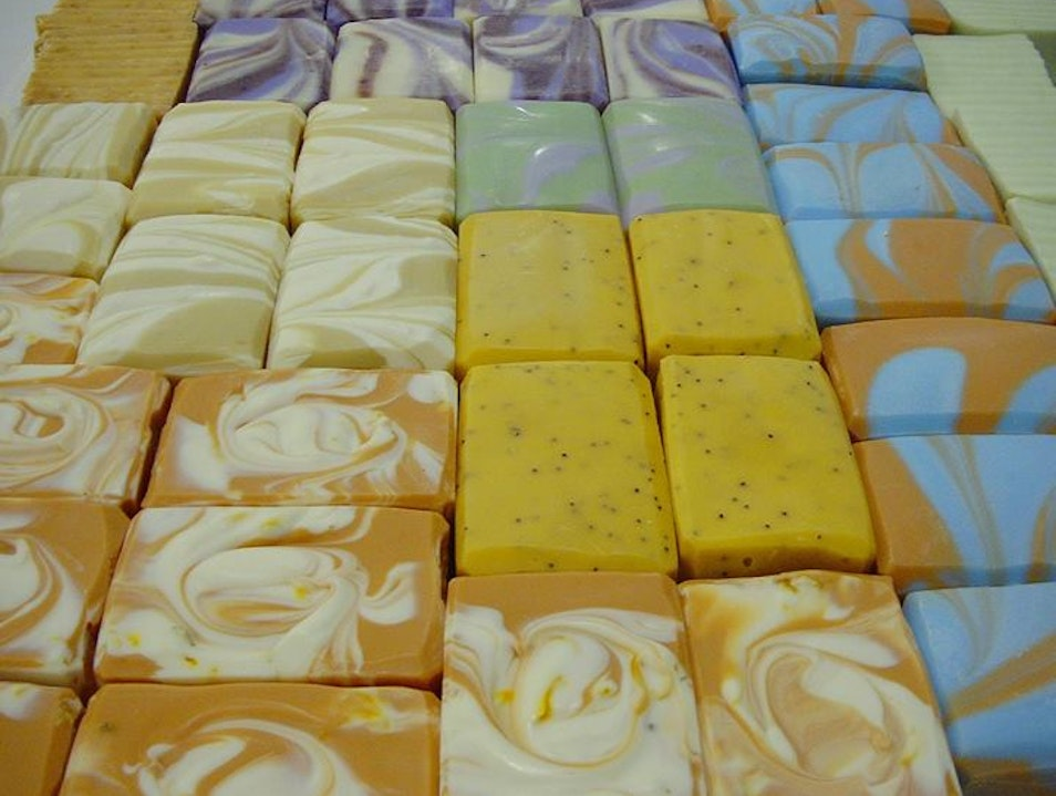 For Huckleberry Soaps & Lotions