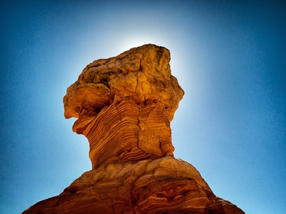 Coyote Buttes Marble Canyon Arizona United States