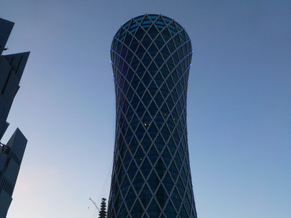 Tornado Tower Doha  Qatar
