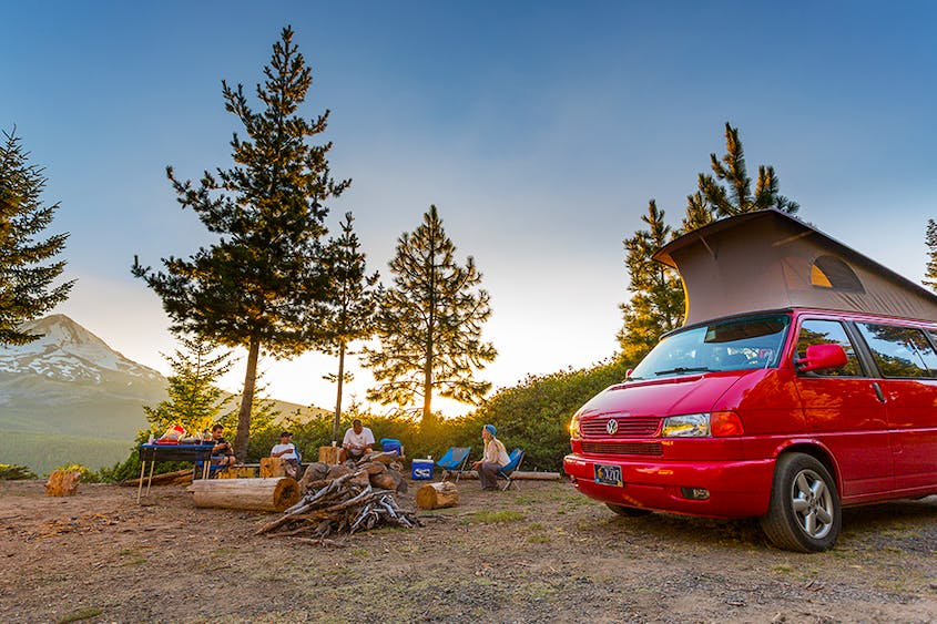 7 Companies That Let You Try Vanlife