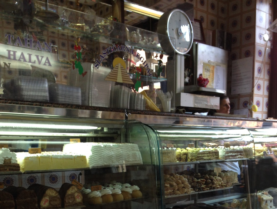 Sweets Are Sweeter in Sarajevo