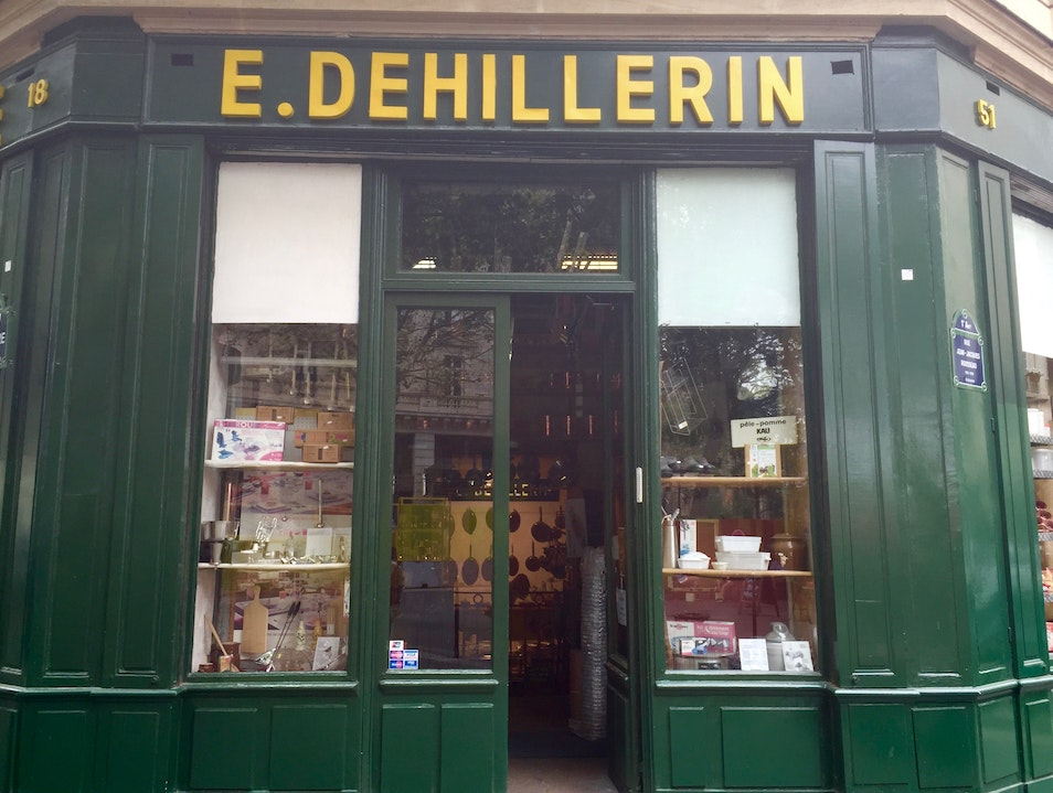 Shop Like Julia Child  Paris  France