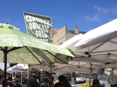 Divisadero Farmer's Market San Francisco California United States
