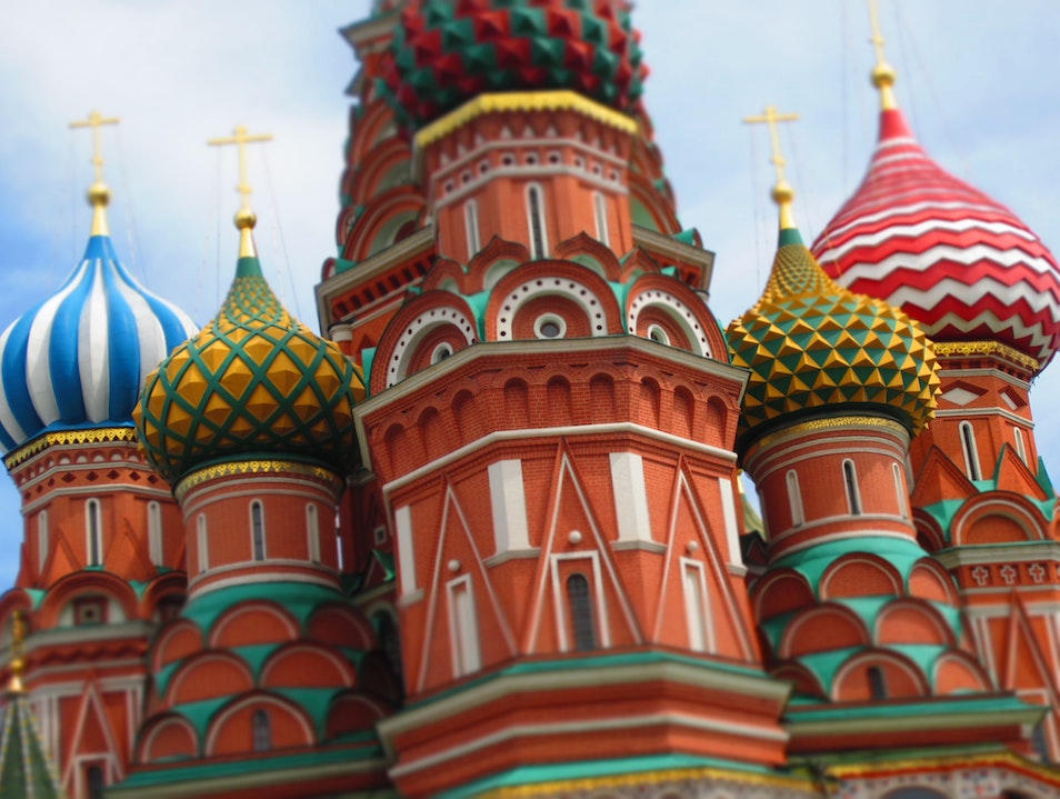 Beauty and Charm Moscow  Russia