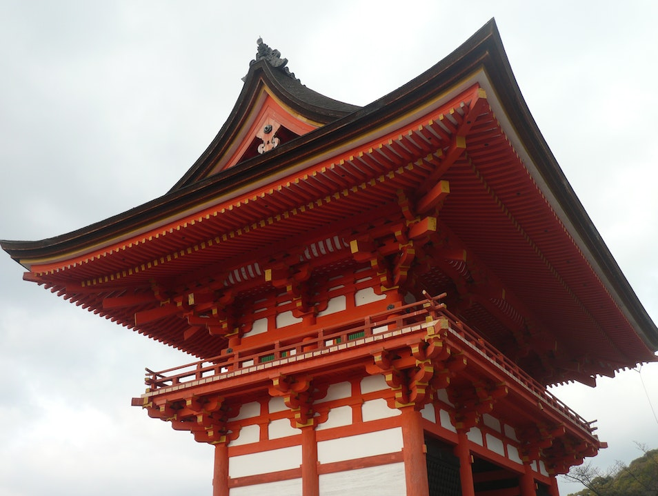 Temple Touring in Japan's Old Imperial Capital