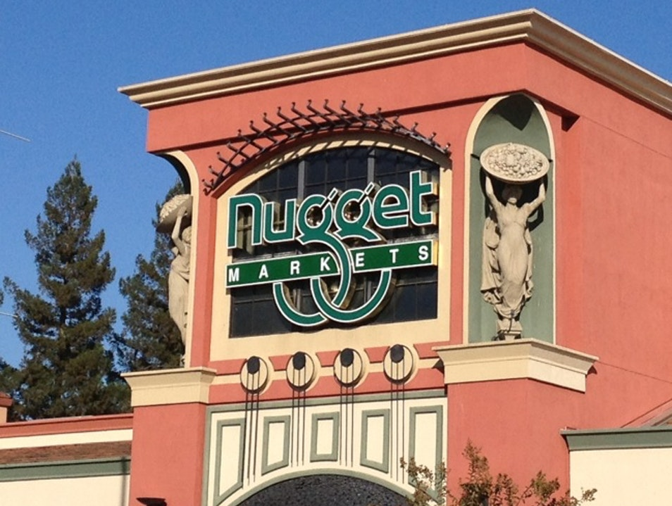 Healthy Eating at Local Nugget Markets Sacramento California United States