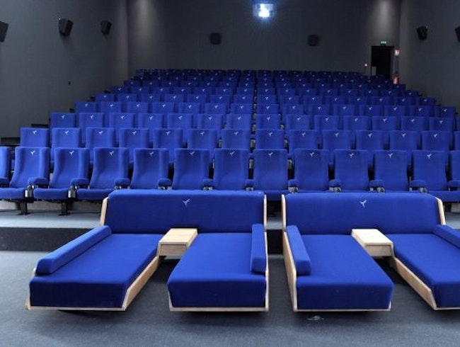 Layover in Paris: Head to the Movies