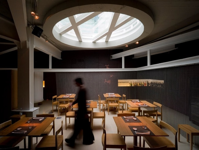 Japonese cuisine and design