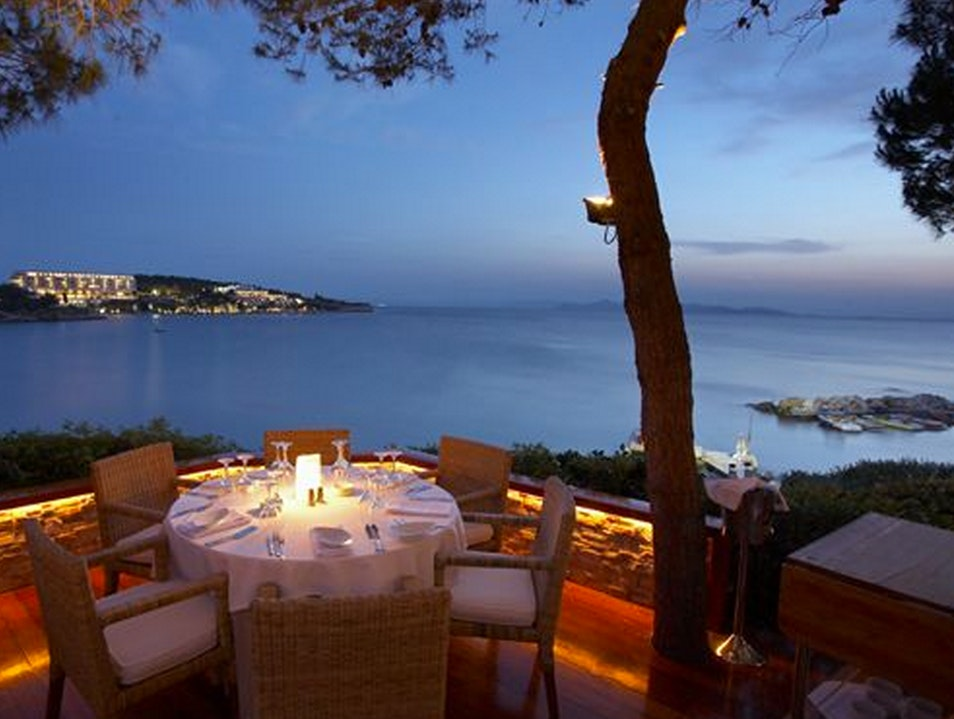 Wine and a View Vouliagmeni  Greece