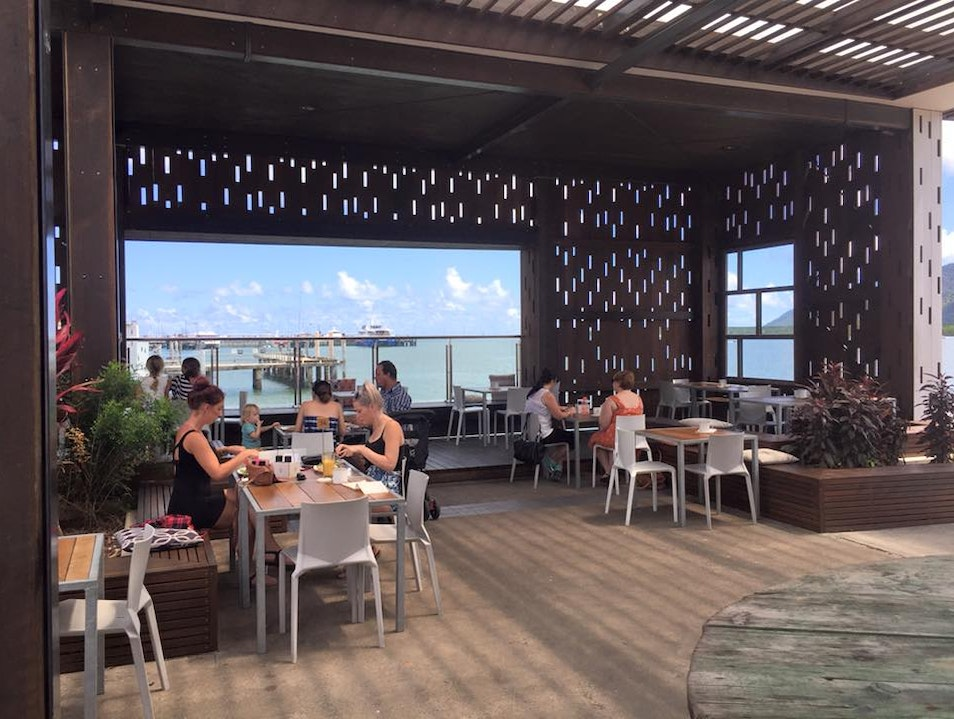 Wharf One Food & Wine, Darwin Darwin  Australia