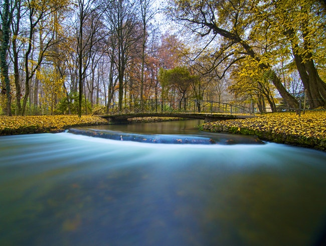 Take a Walk Through Munich's Englischer Garten