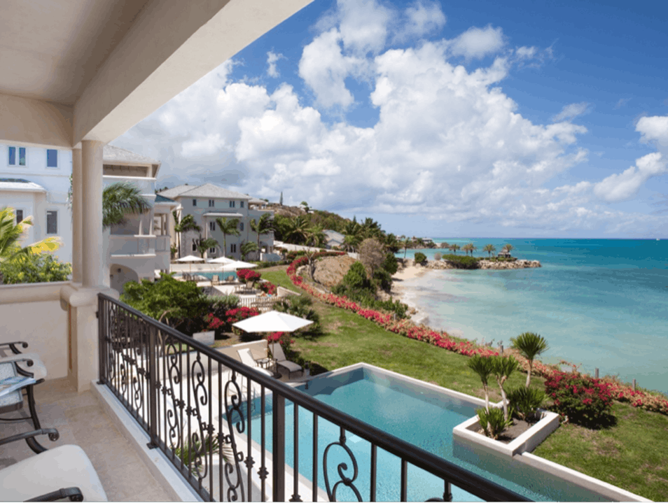 Blue Waters Resort & Spa Saint Paul  Antigua and Barbuda