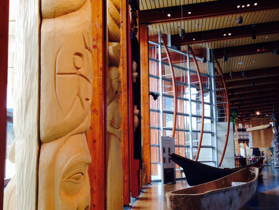 Experience First Nations Culture on the Ski Hill Whistler  Canada