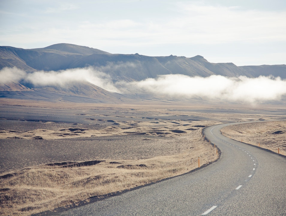 Let's go on a road trip...in Iceland!
