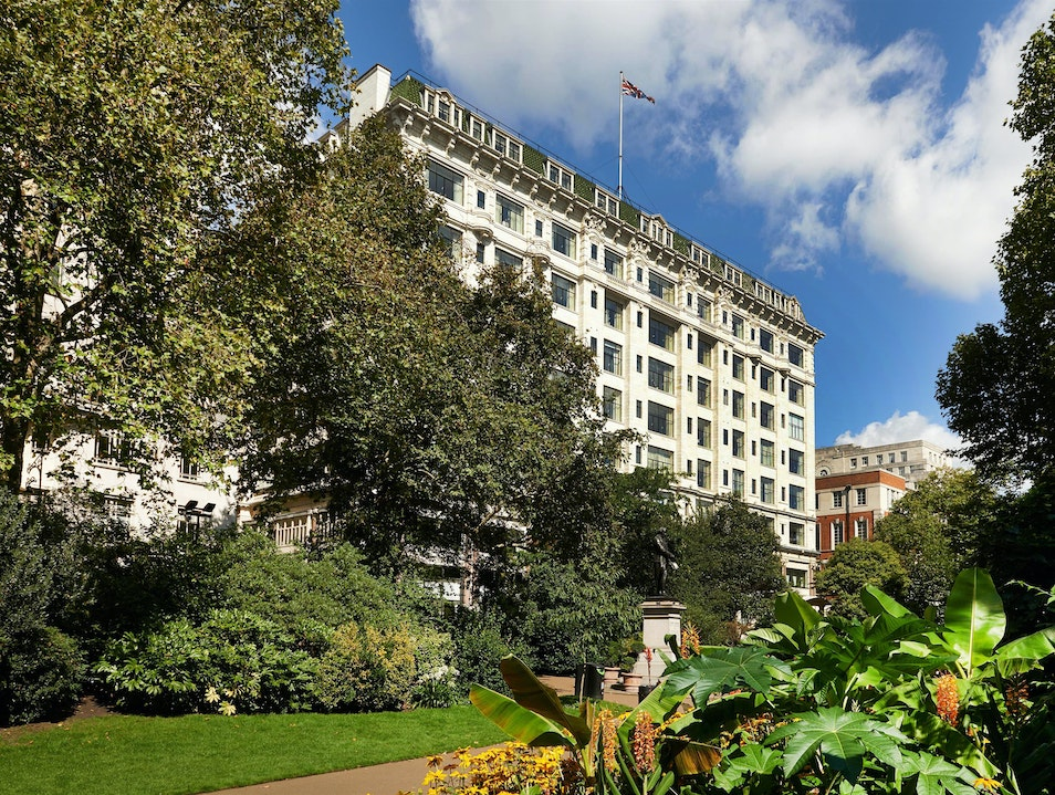 The Savoy London  United Kingdom