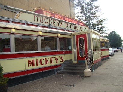 Mickey's Diner Saint Paul Minnesota United States