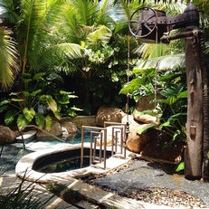 Spa Botanico's Purification Gardens at Dorado Beach, a Ritz-Carlton Reserve