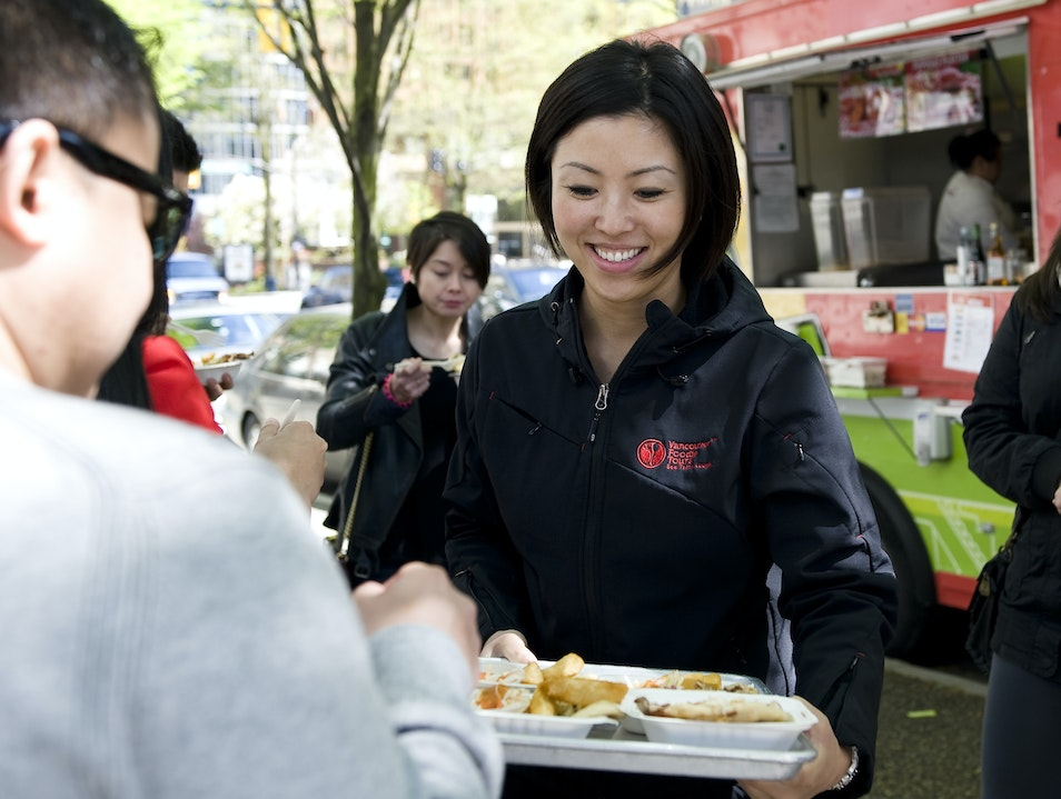 Vancouver Foodie Tours Vancouver  Canada