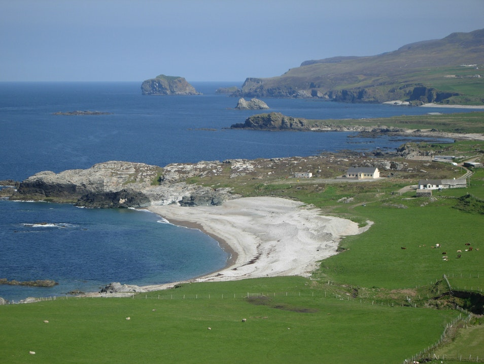 Drive the Inishowen Peninsula