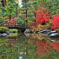 Anderson Japanese Gardens Rockford Illinois United States