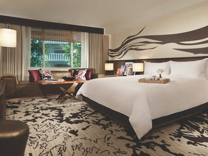 Nobu Hotel at Caesars Palace Las Vegas Nevada United States