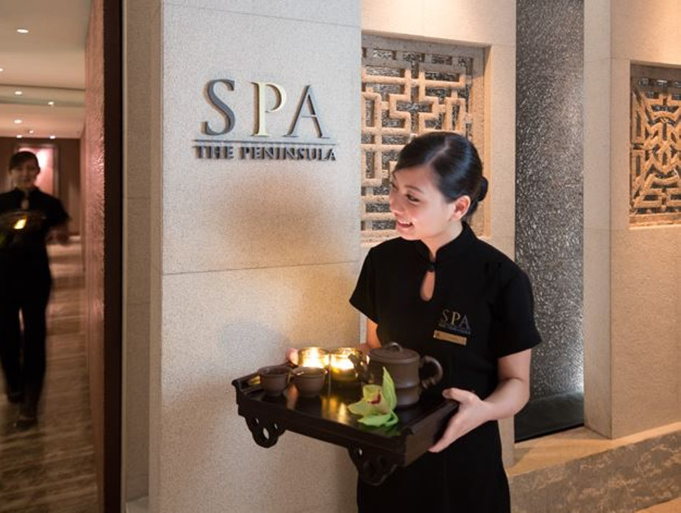 Exquisite Spa Experience in Hong Kong