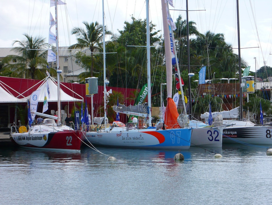 Creole Village in Gosier Marina Pointe à Pitre  Guadeloupe