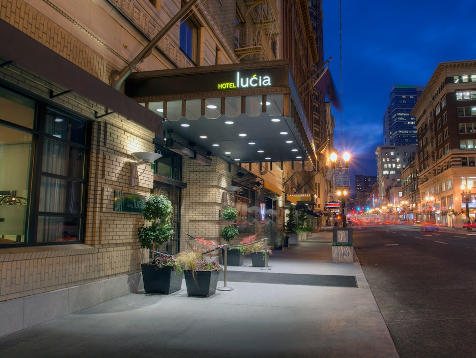 Hotel Lucia  Oregon United States