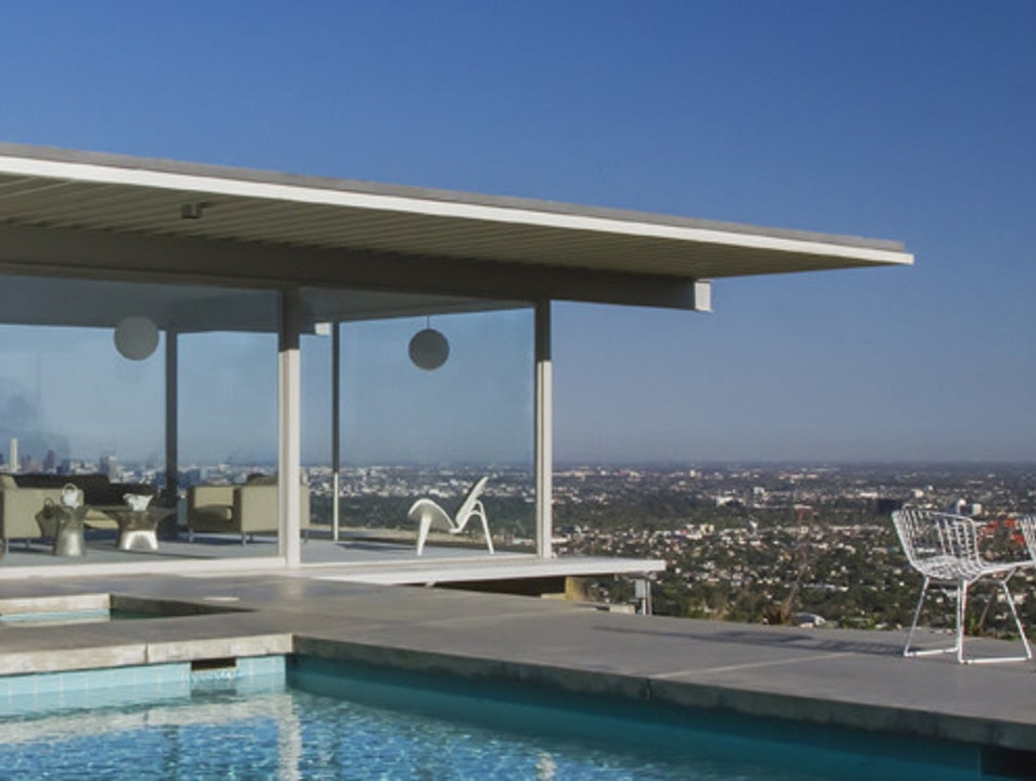 Tour the Iconic Stahl House in Los Angeles for the First Time Los Angeles California United States
