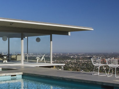 The Stahl House West Hollywood California United States