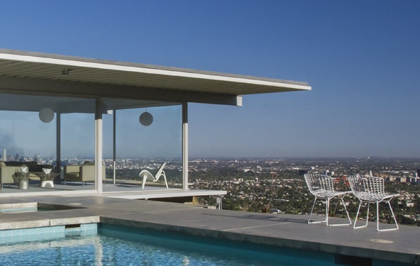 Tour The Iconic Stahl House In Los Angeles For The First Time Los Angeles  California United