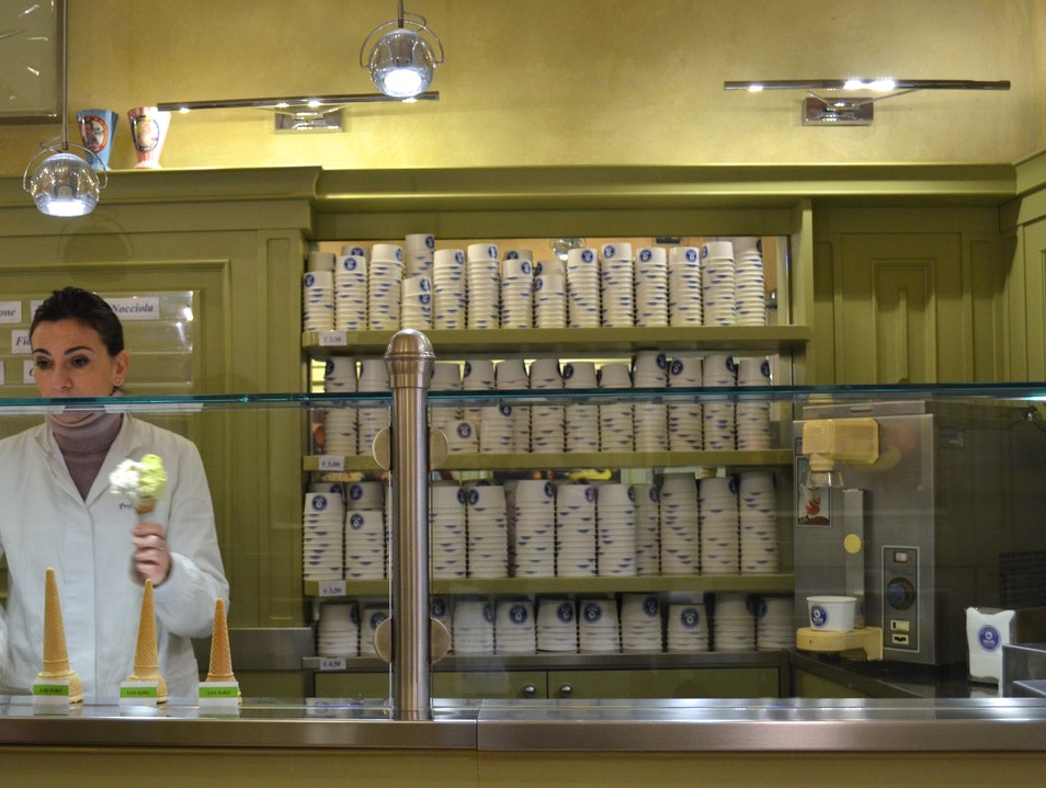 Hands down, the creamiest gelato in Genoa