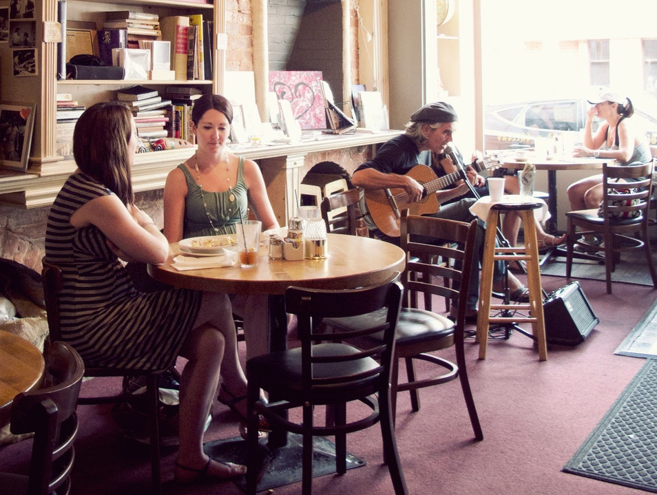 49 West: An Artsy Cafe Annapolis Maryland United States