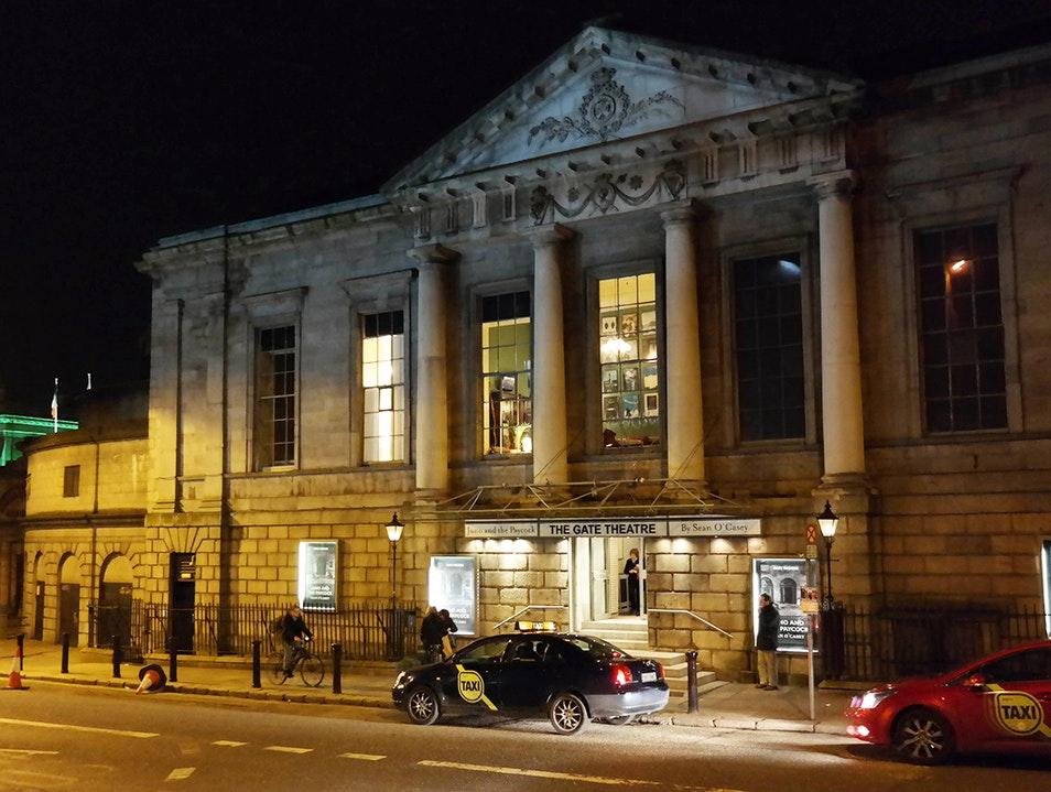 Gate Theatre Dublin  Ireland