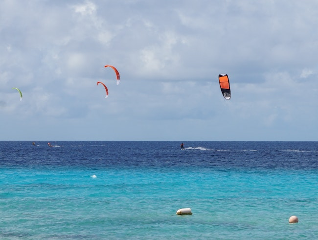 Kiteboard for beginners to pros