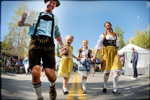 Beyond Germany: Oktoberfest around the World