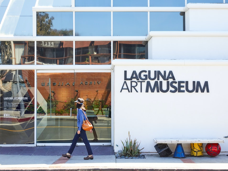 Laguna Art Museum Laguna Beach California United States