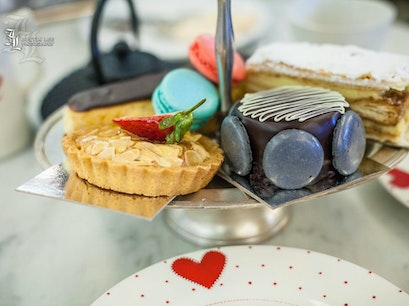 Belle's Patisserie Johannesburg  South Africa
