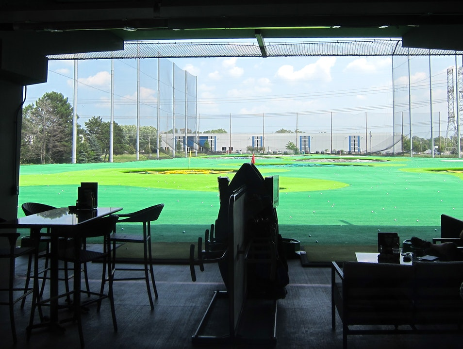 TopGolf: A Golfer's Paradise Wood Dale Illinois United States