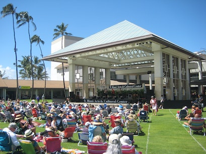 Maui Arts and Cultural Center Kahului Hawaii United States