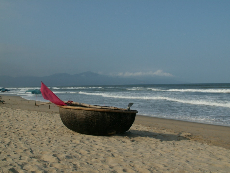China Beach Da Nang  Vietnam