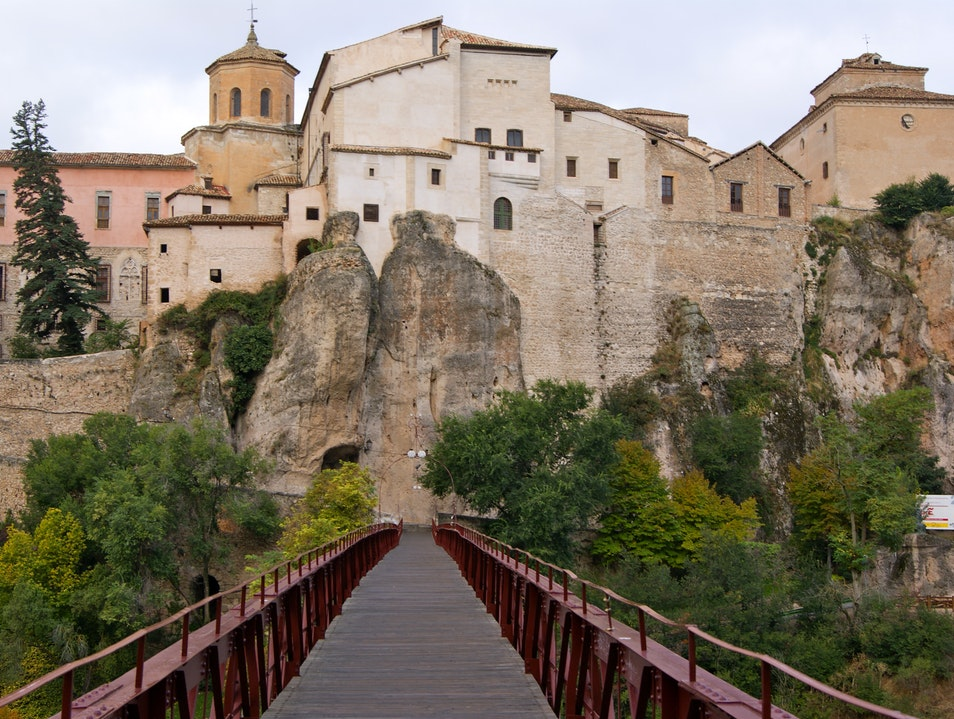 Bridge to Cuenca Cuenca  Spain