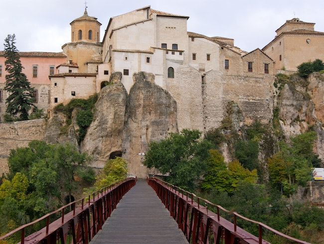 Bridge to Cuenca