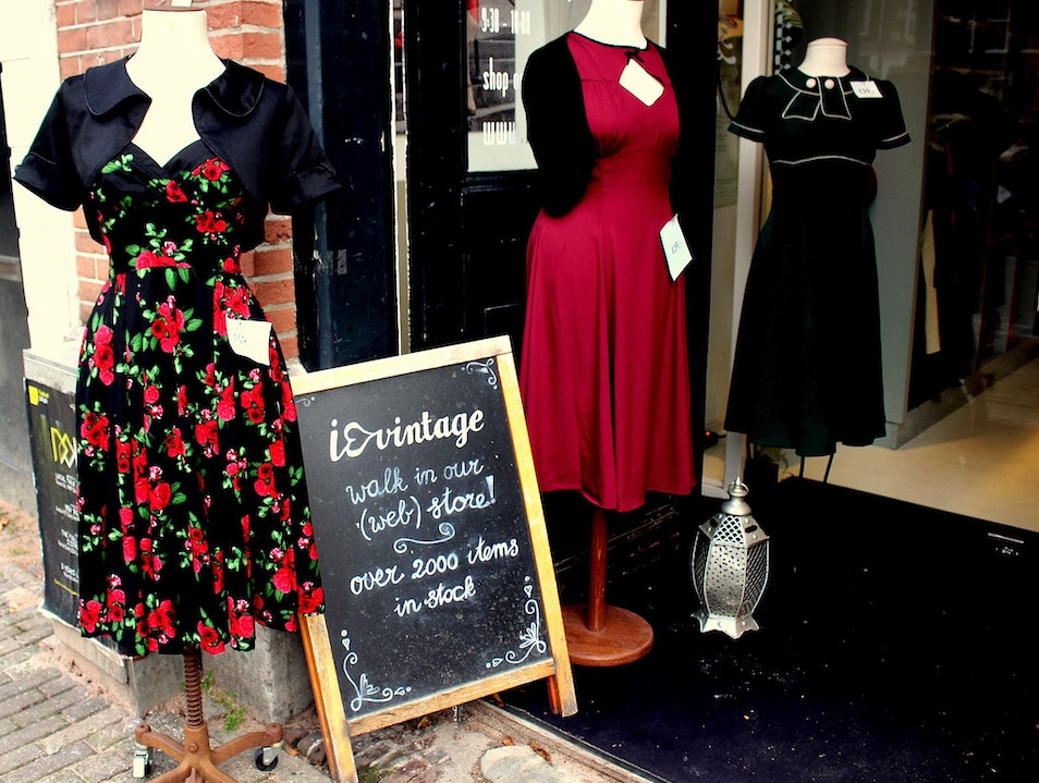 I Love Vintage: Chic Retro on the Prinsengracht Amsterdam  The Netherlands