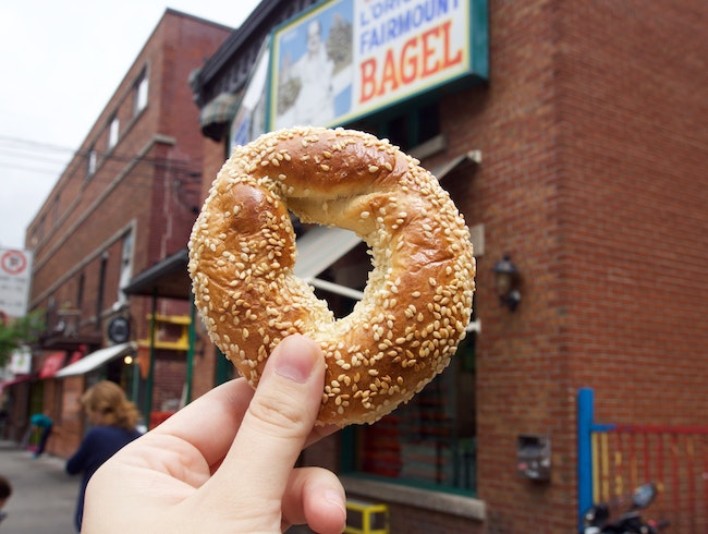 The Absolute Best Bagels in Montreal