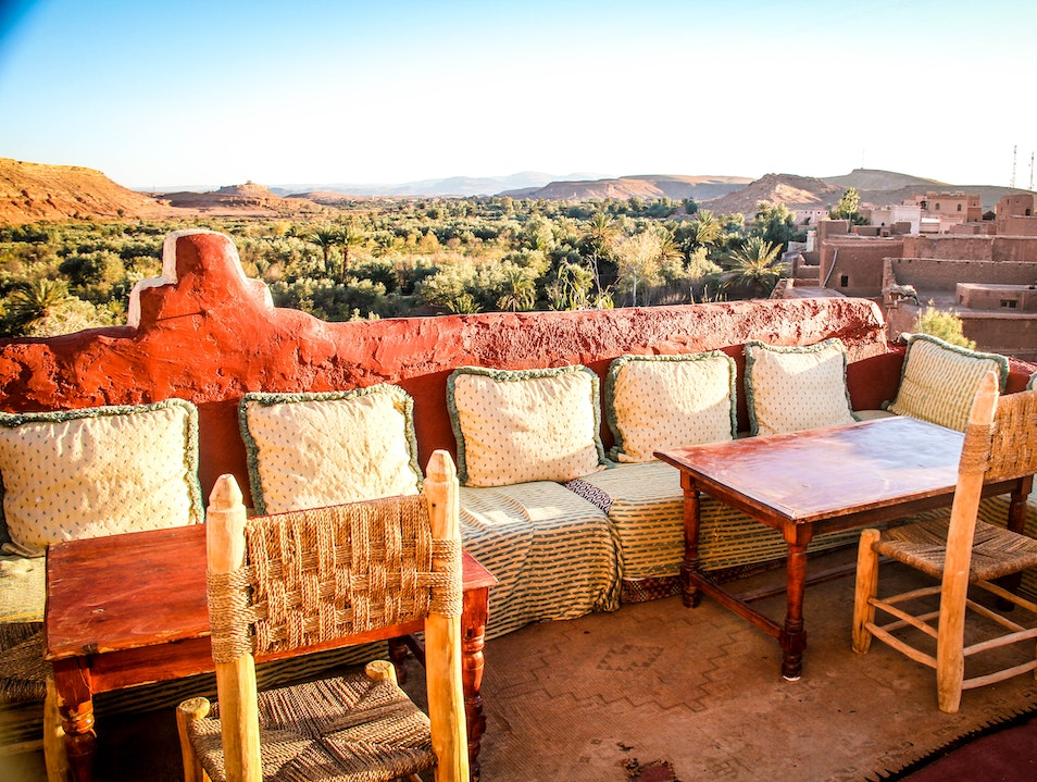 Simple Paradise with Spectacular View Aït Benhaddou  Morocco