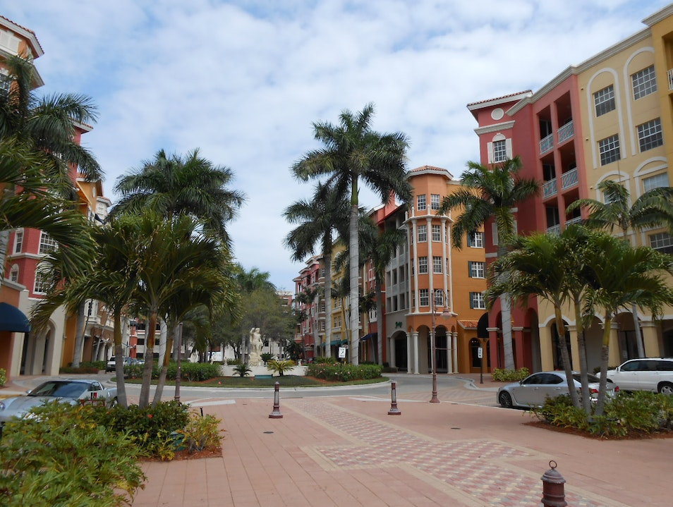 Downtown Naples Naples Florida United States