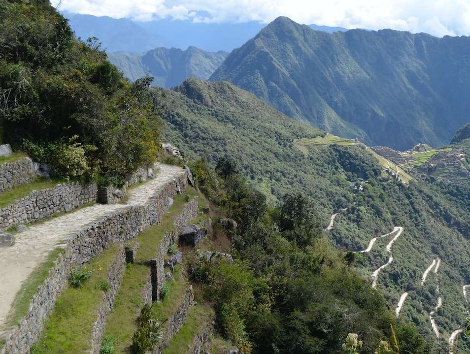 Trek the Inca Trail Urubamba  Peru