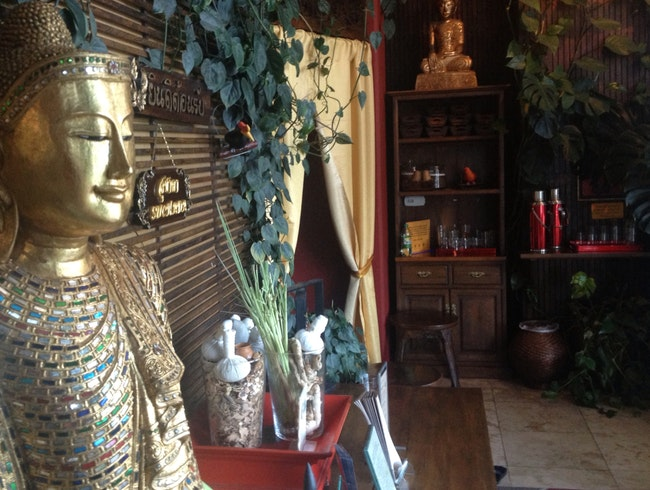 Best Thai Massage in SF