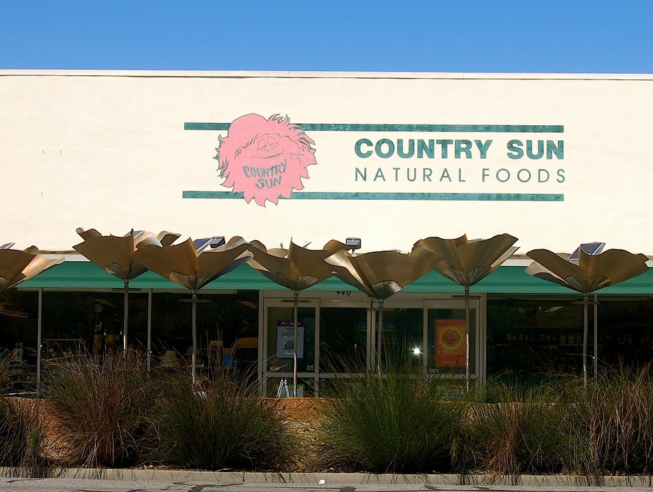 Country Sun: An All-Natural Alternative to Whole Foods